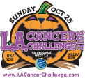 L.A. Cancer Challenge 2015, Sunday Oct 25, 5K/10K Walk/Run